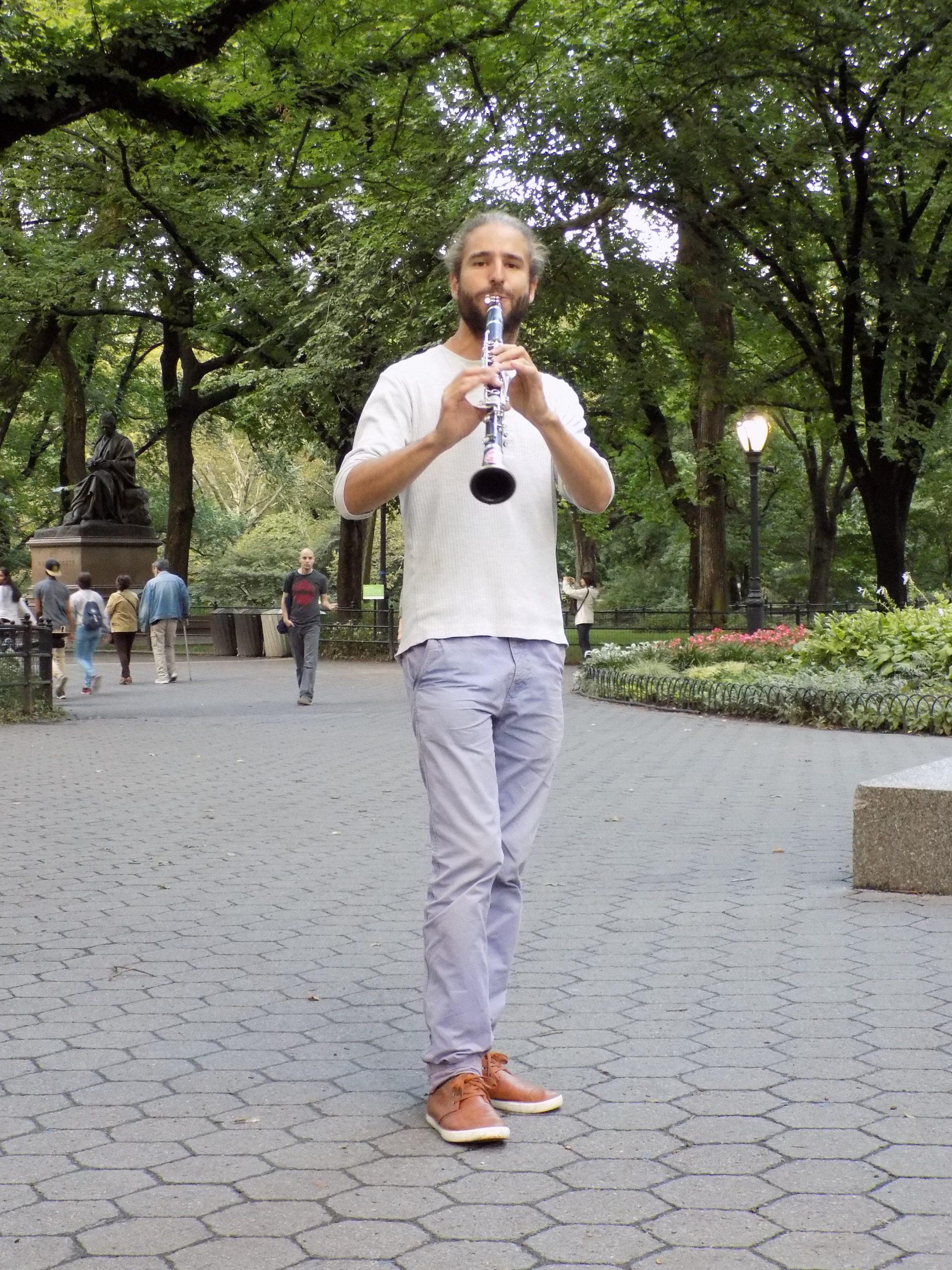 Música en Central Park