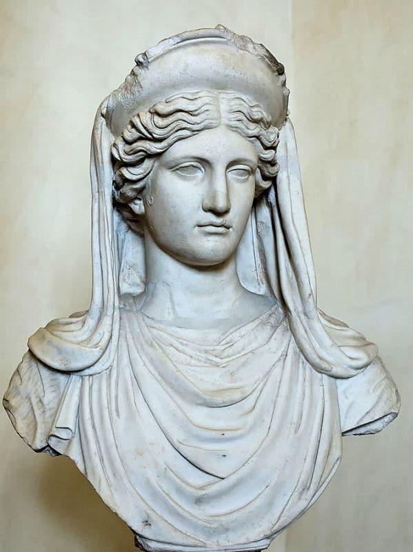 Demeter, la diosa del grano del pan